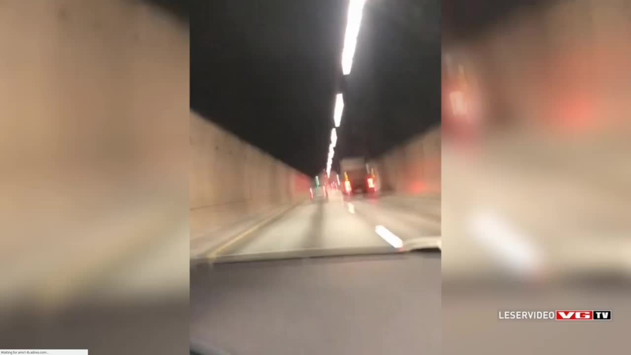 meanwhile_in_norway, driving, idiotsincars, 10 Year old kid driving alone in heavy traffic in Norway GIFs