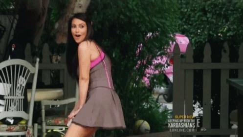 kim kardashian, tennis, Kim Kardashian Tennis Butt GIFs