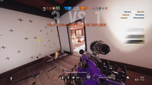 Watch and share Rainbow Six GIFs and Solarpraise GIFs by solarpraise on Gfycat