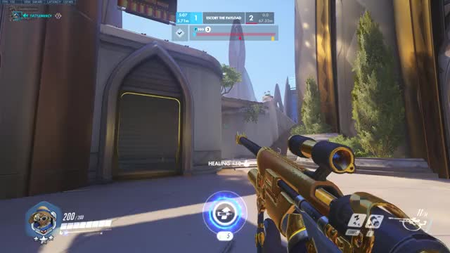 Watch and share Overwatch GIFs by Maugin on Gfycat