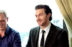 Watch view GIF on Gfycat. Discover more BABYYYYY, his stupid hair...byE, newgifs, richard armitage, ryangoslings GIFs on Gfycat