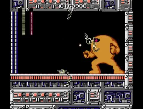 Watch trick GIF on Gfycat. Discover more megaman, rockman GIFs on Gfycat