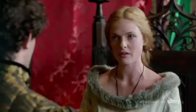 Watch and share The White Queen   Official Trailer   STARZ GIFs on Gfycat