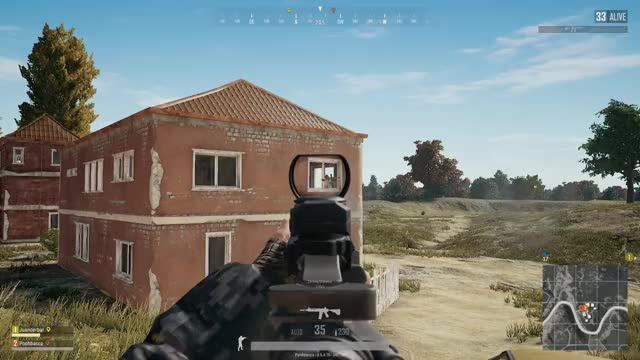 Watch and share Vlc-record-2018-01-24-12h14m09s-PLAYERUNKNOWN GIFs on Gfycat