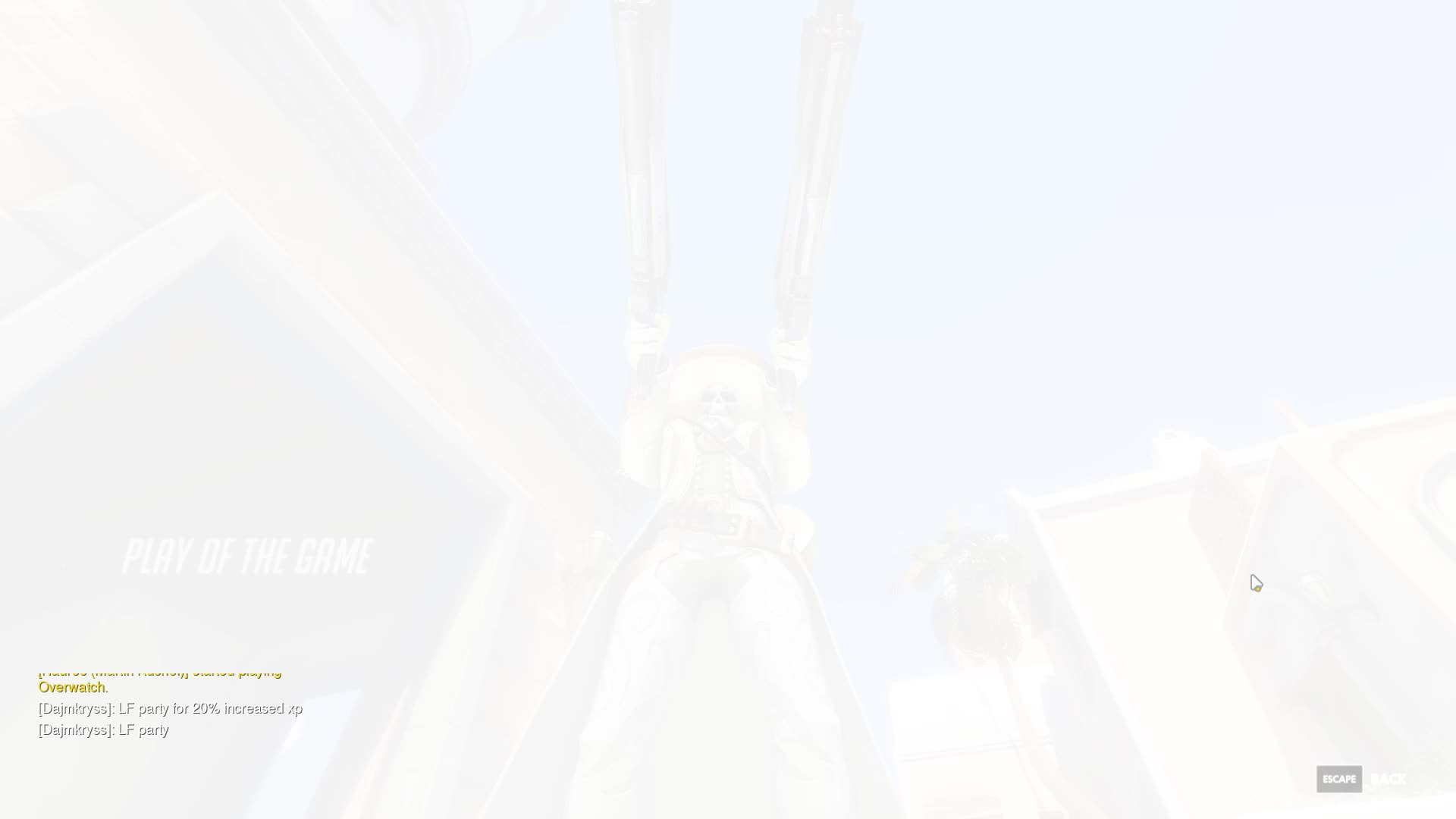 Reaper Play of the Game