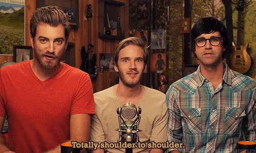 Watch gmm GIF on Gfycat. Discover more link neal, pewdiepie, rhett mclaughlin GIFs on Gfycat