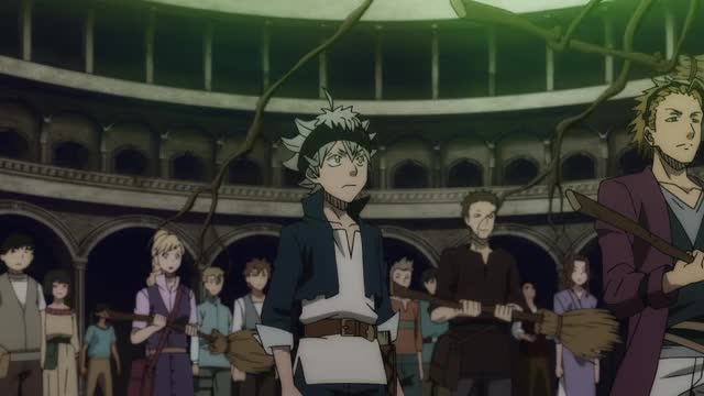 Watch My broom GIF by Funimation (@funimation) on Gfycat. Discover more Black Clover, BlackClover, Episode 4, anime, ep4, funimation GIFs on Gfycat