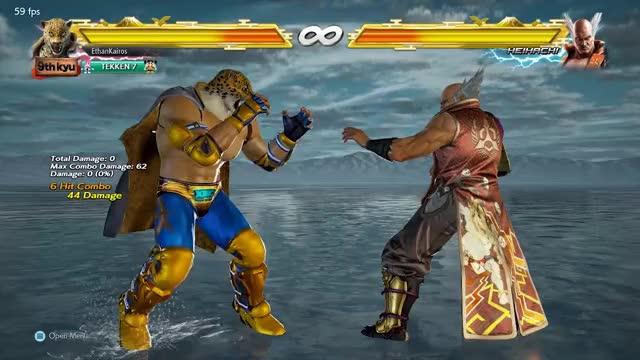 Watch and share Tekken GIFs by ethankairos on Gfycat