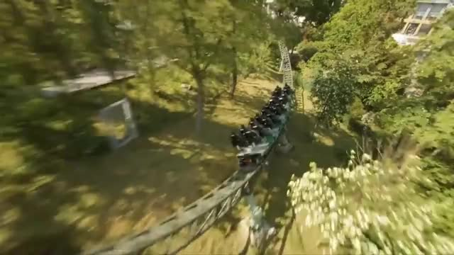 Watch and share Roller Coaster GIFs and Drone GIFs by mossberg91 on Gfycat