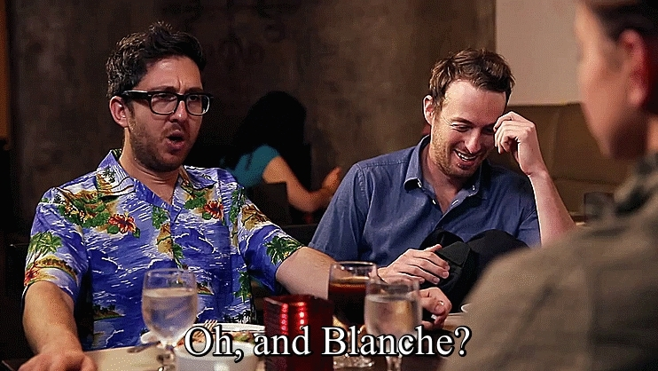 jakeandamir, Ol' Blooms' Power Play (reddit) GIFs