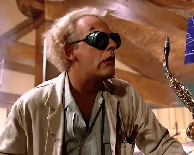 Watch this omg GIF by The GIF Smith (@sannahparker) on Gfycat. Discover more back to the future, christopher lloyd, dr emmett brown, gasp, omg, shocked, surprise, wow GIFs on Gfycat