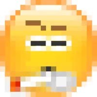 Watch and share Smoke Break Smile Photo: Smoke Skype-smoke.gif animated stickers on Gfycat