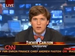 Watch and share Tucker Carlson GIFs on Gfycat