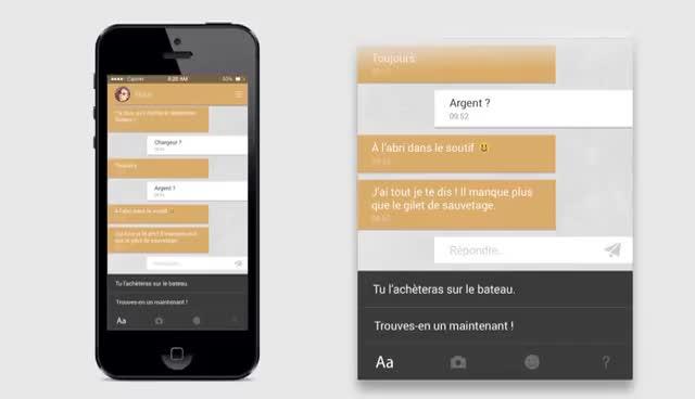 Watch and share Enterre-moi, Mon Amour - Présentation GIFs on Gfycat