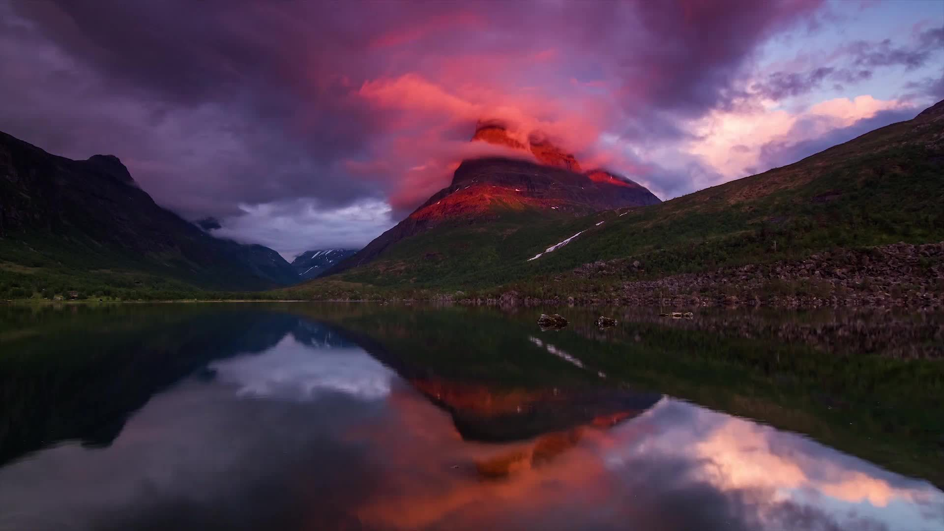 FiftyFifty, NorwayPics, Innerdal, Norway by Morten Rustad (reddit) GIFs