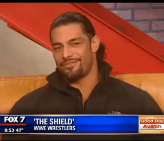 Watch and share Roman Reigns GIFs and Joe Anoa'i GIFs on Gfycat