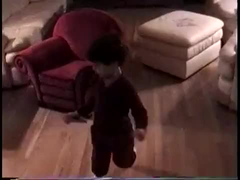 Watch Me, almost three years old, excited about my thinking chair (reddit) GIF by @gadget593 on Gfycat. Discover more childrenfallingover GIFs on Gfycat
