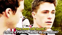 Watch and share Jackson Whittemore GIFs and Colton Haynes GIFs on Gfycat