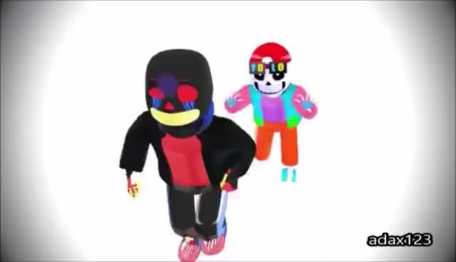 Watch [Undertale AU/OC MMD] Chase Compilation xD GIF on Gfycat. Discover more related GIFs on Gfycat