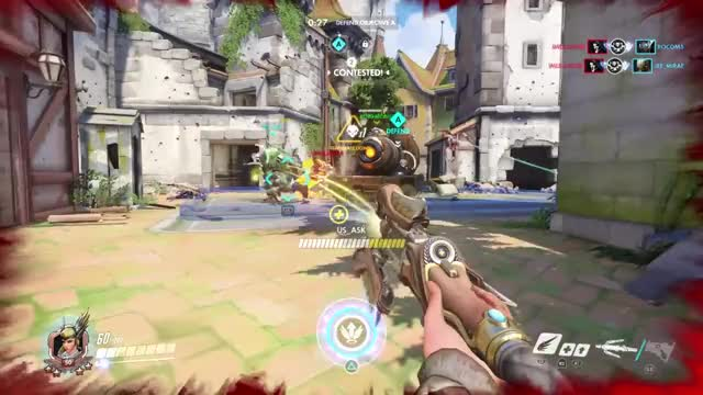Watch #PS4share GIF by Late Night Overwatch (@drekisath) on Gfycat. Discover more related GIFs on Gfycat