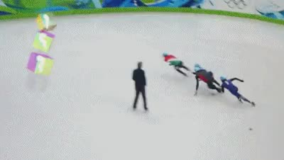 Watch and share Short Track Speed Skating Gifs   WiffleGif GIFs on Gfycat