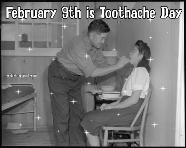 Watch Toothache Day graphics @ holidayimageparty.com GIF on Gfycat. Discover more related GIFs on Gfycat