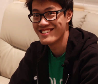 """- Wildturtle on Bjergsen - Fitting in with TSM """" GIFs"""
