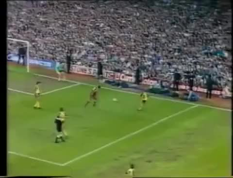 Watch Michael Thomas wins league title for Arsenal at Anfield, 1989 GIF on Gfycat. Discover more fc, liverpool GIFs on Gfycat
