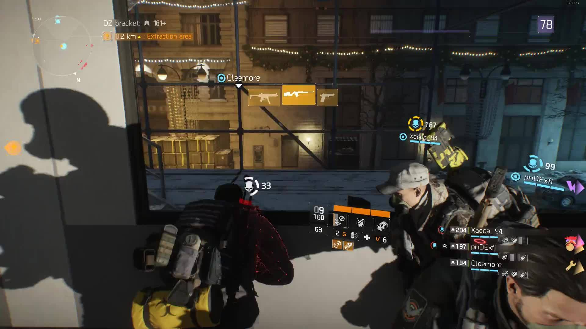 thedivision, One Shot with 182 M44 without Explosive Bullets GIFs