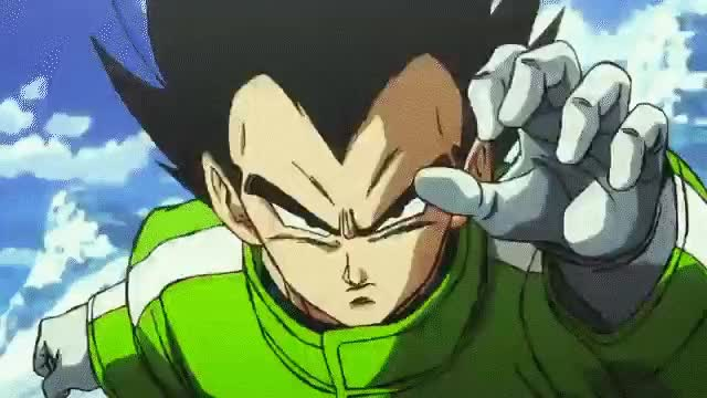 Watch vegeta punching GIF on Gfycat. Discover more related GIFs on Gfycat