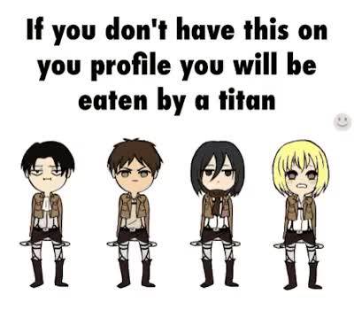Watch and share Shingeki No Kyojin GIFs and Attack On Titan GIFs on Gfycat
