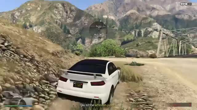 Watch Pedestrian gets his revenge GIF on Gfycat. Discover more gta5, wtf GIFs on Gfycat