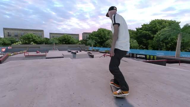 Watch and share Skater XL Vans Bigger Flip Nose Big Heel GIFs on Gfycat