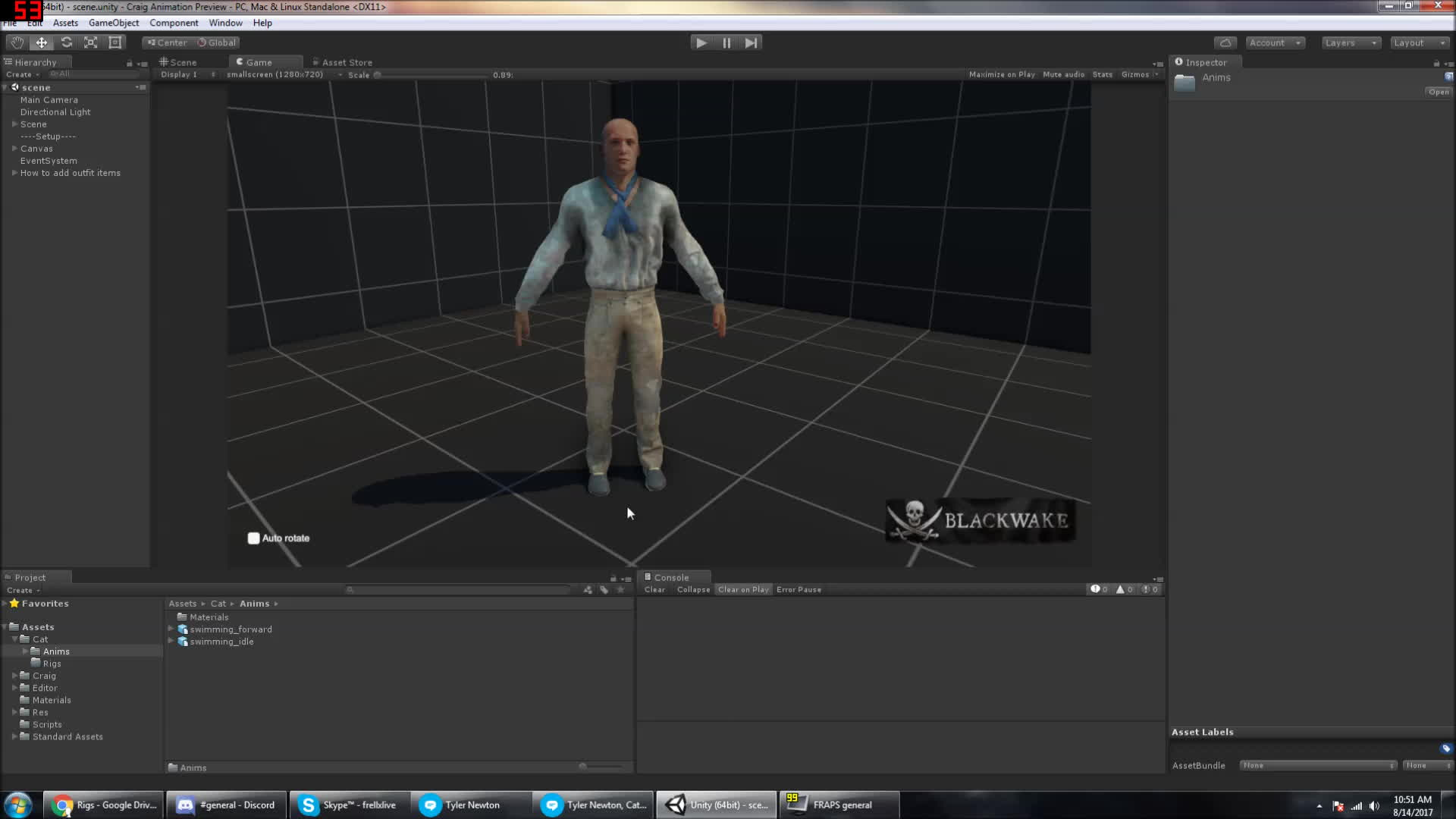 Preview Animations