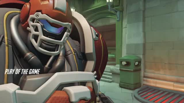 Watch and share Overwatch GIFs and Reinhardt GIFs on Gfycat