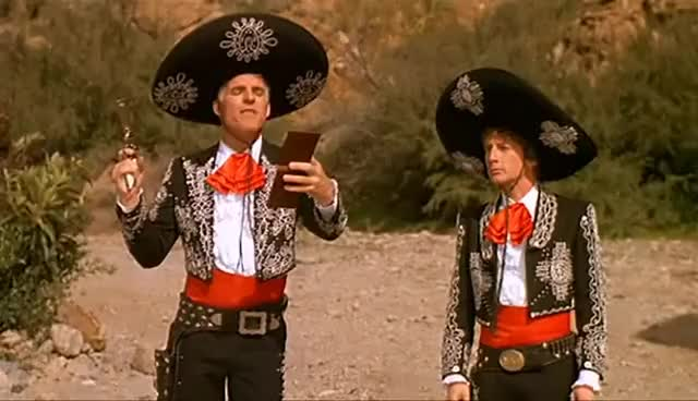 Watch and share Three Amigos GIFs and Chant GIFs on Gfycat