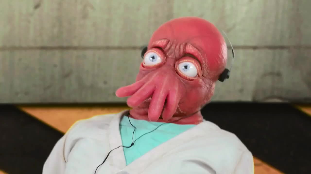 reactiongifs, A Happy Zoidberg Why Not? GIFs