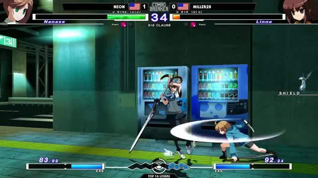 Watch and share Fighting Games GIFs and Combo Breaker GIFs by Glacey on Gfycat