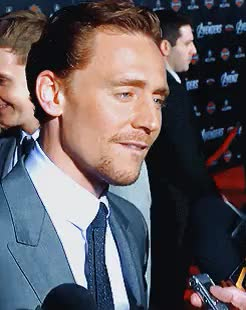 Watch and share Tom Hiddleston Gif GIFs and Buzzfeed Quiz GIFs on Gfycat