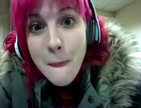 Hayley Williams - Jet Lag Syndicate