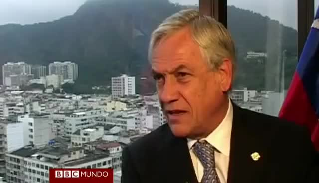 Watch and share Entrevista A Sebastian Piñera Interrumpida Por Asesores Del Jefe De Estado Constanza Cea ... GIFs on Gfycat