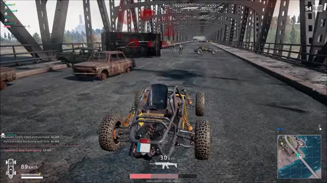 Watch and share How To Deal With Bridge Campers GIFs by thesparrow on Gfycat