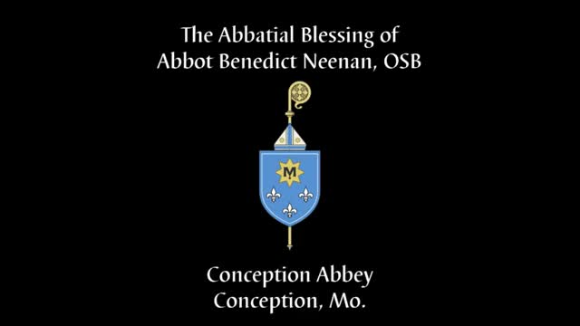 Watch Abbatial Blessing of Abbot Benedict GIF on Gfycat. Discover more Abbey, Benedict, Benedictine monks, Bishop, Blessing, Catholic, Monastery, Monks, Nonprofits & Activism, Roman Catholic, abbatial, abbot, benedictinemonks, seminary GIFs on Gfycat