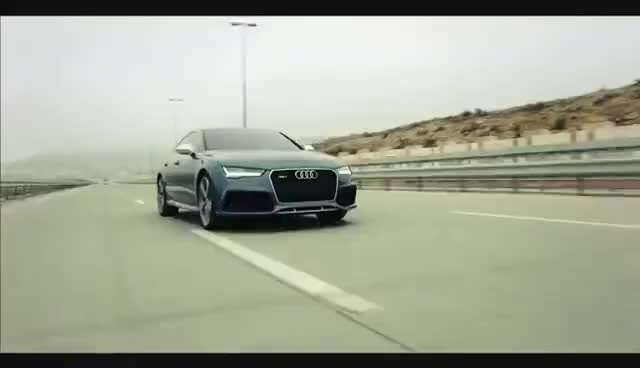 Watch and share AUDI RS7 2016 Burn GIFs on Gfycat
