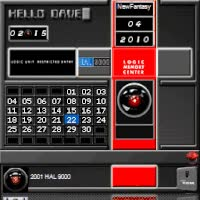 Watch and share 2001 HAL 9000 GIFs on Gfycat