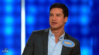 Watch and share Mario Lopez GIFs on Gfycat