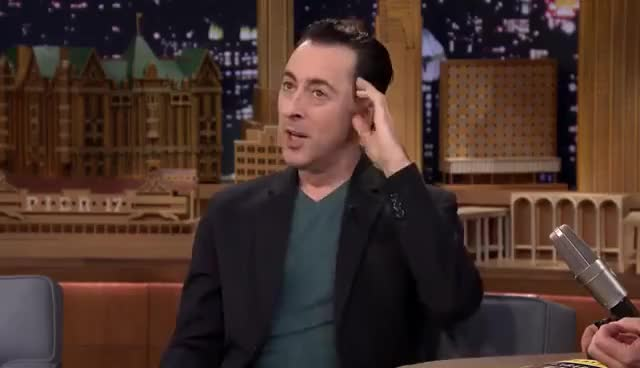 Watch and share Alan Cumming GIFs on Gfycat