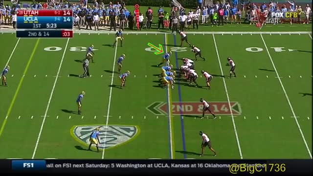 Watch and share Takkarist Mckinley GIFs and College Football GIFs on Gfycat