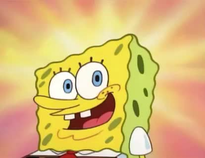 bingo, bro, cool, cool story bro, cute, funny, ok, smile, spongebob, squarepants, story, Cool story bro GIFs