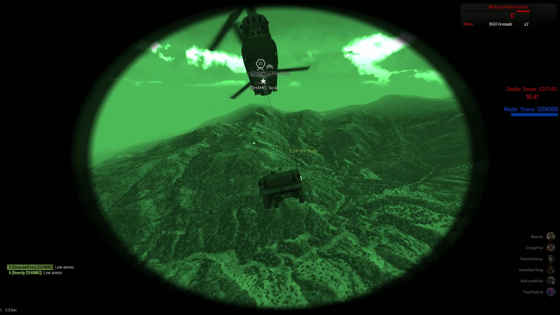 arma, launched, slingshot, ArmA 3 - Sling Shot Engaged GIFs